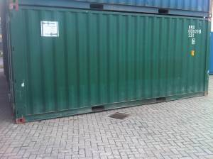 container 20' pieds type A 2311xx