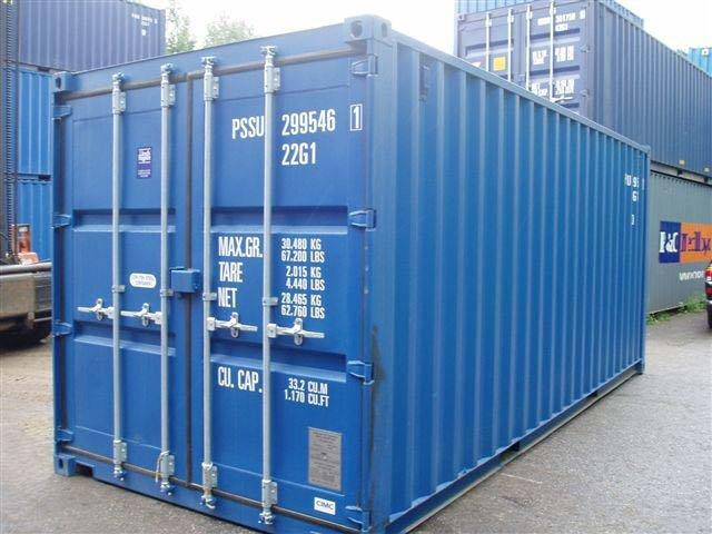 Tous les containers maritimes dimension container for Prix de container