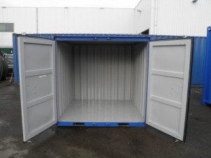 2 container 10' pieds  neufs