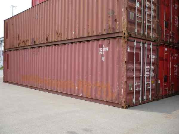 Le conteneur achetez votre container ici le meilleur for Container bois occasion
