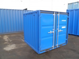 container 10' pieds neufs