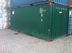 container 20' pieds type A 2312xx
