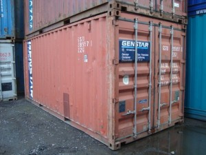 Container 20'' pieds type B