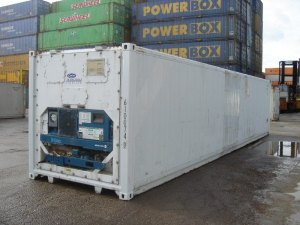 reefer_container 40' pieds