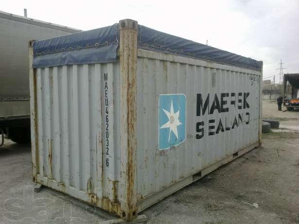 Acheter un container achetez votre container ici le for Plan container 20 pieds