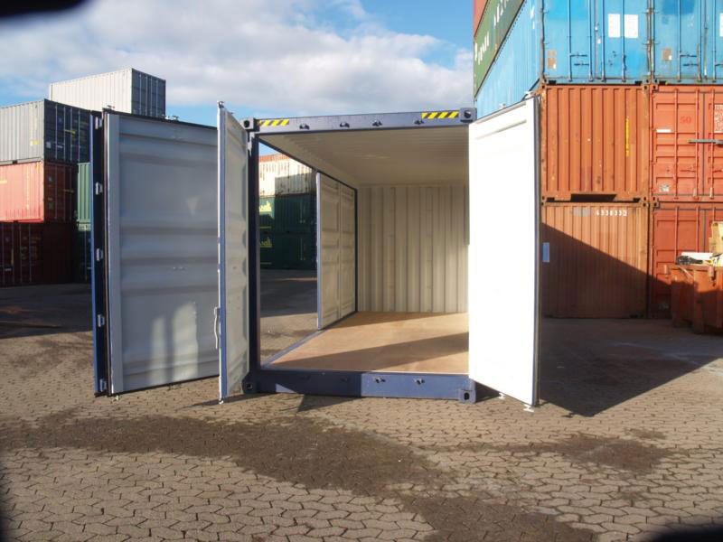 Containers vente occasion achetez votre container ici le for Prix container neuf